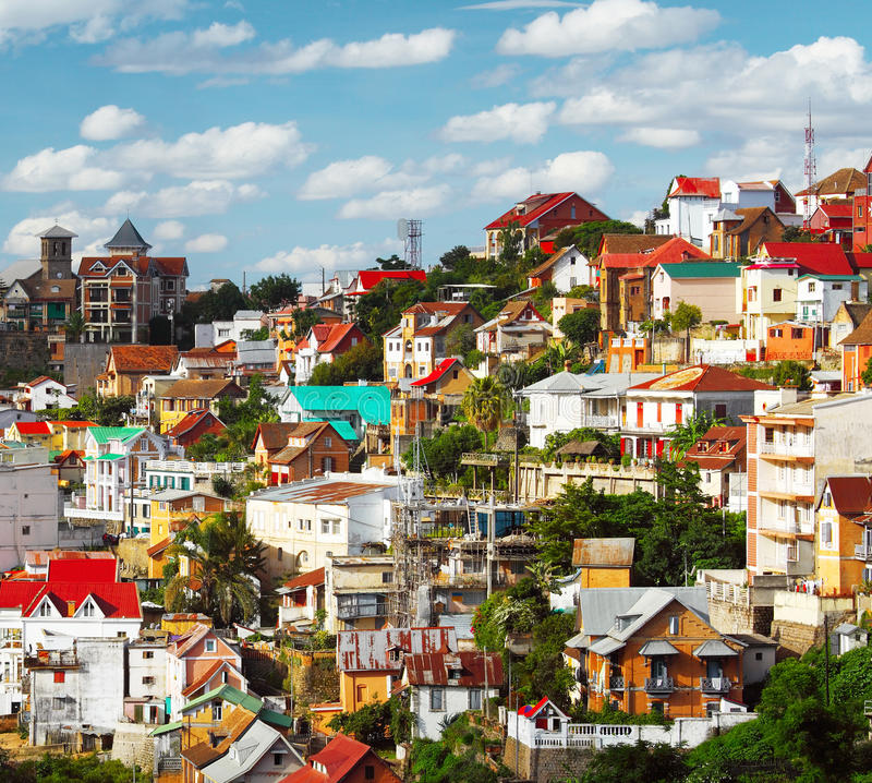 Madagascar royalty free stock photos