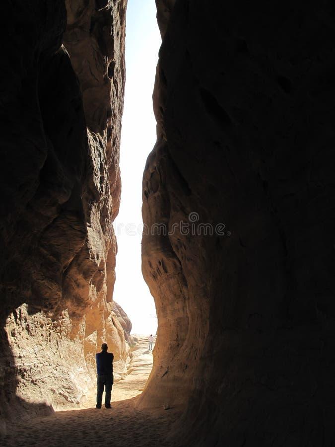 Madain Saleh, археологические раскопки с усыпальницами Nabatean в Саудовской Аравии KSA стоковое фото rf