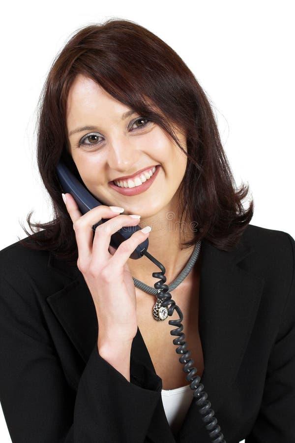 Madame #50 d'affaires photo libre de droits