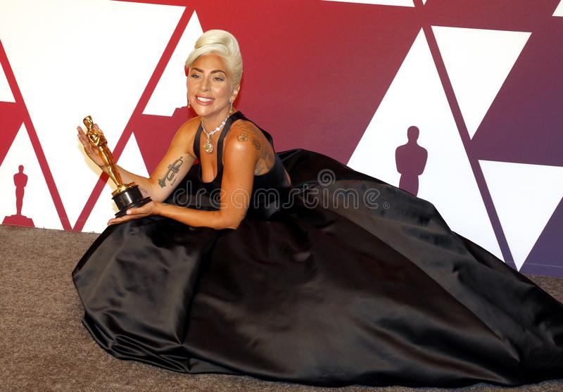 Madame GaGa images stock
