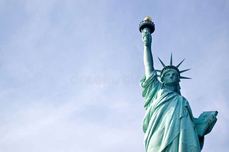 Madame Liberty photos stock