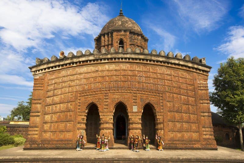 Madanmohan-Tempel stockfotografie