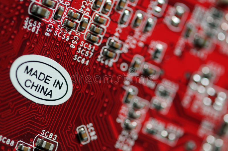 Download Made in China stock image. Image of photography, commerce - 14117531