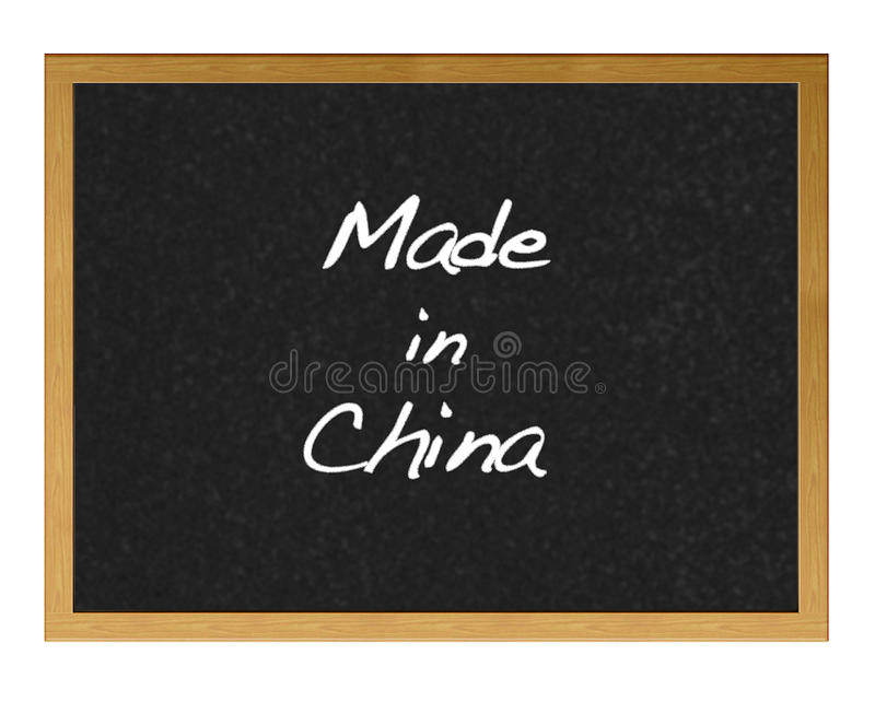 Download Made In China. Stock Photos - Image: 23322913