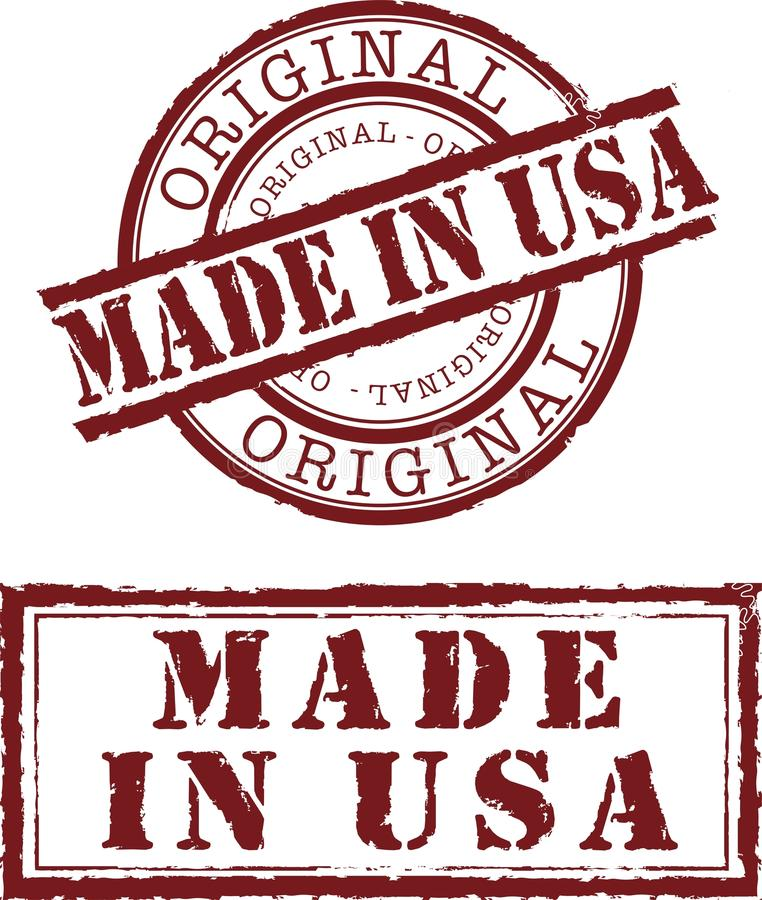 Free Made In Usa Stock Images - 12620034