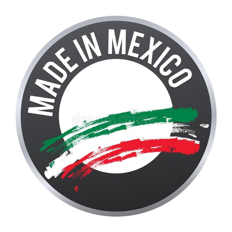 made in mexico label badge logo certified stock vector rh dreamstime com logotipo de made in mexico made in mexico logo shirt