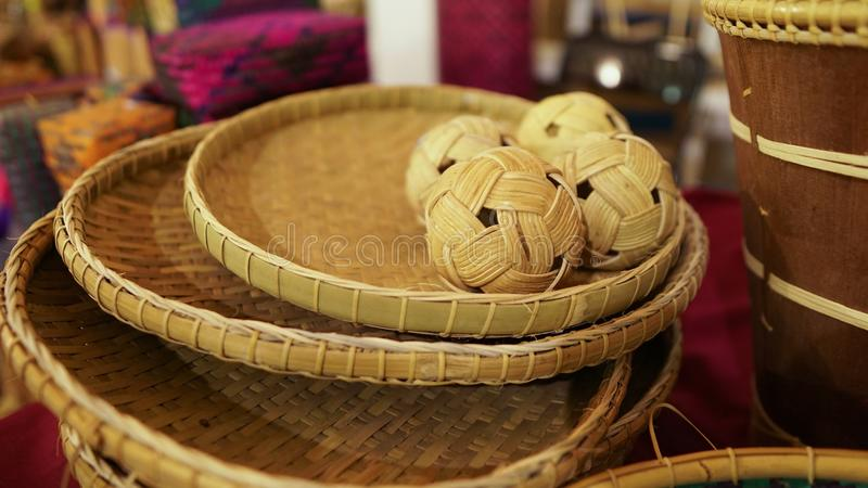 Download Sepak Takraw Ball Stock Image. Image Of Examples, Forth   113692453