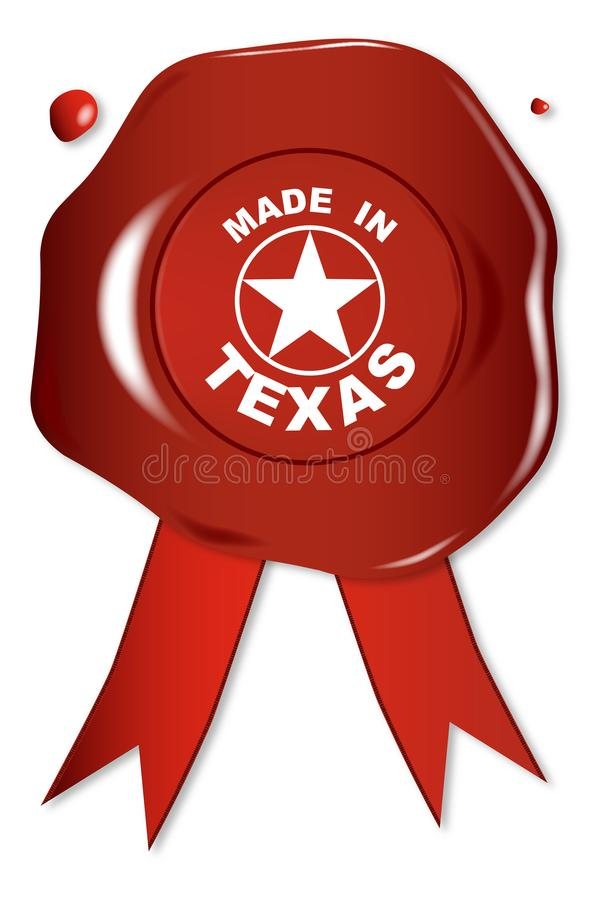 Made In Texas Stock Vector Illustration Of Lone Made 115031155