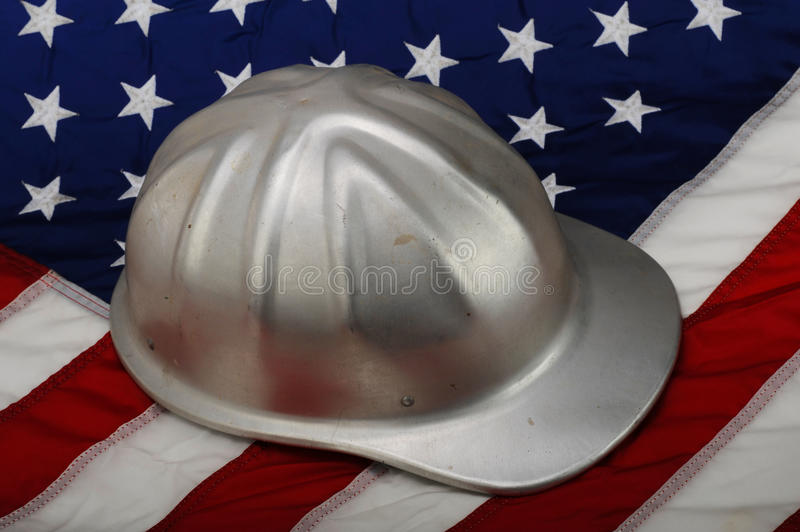 Made in the USA royalty free stock photography
