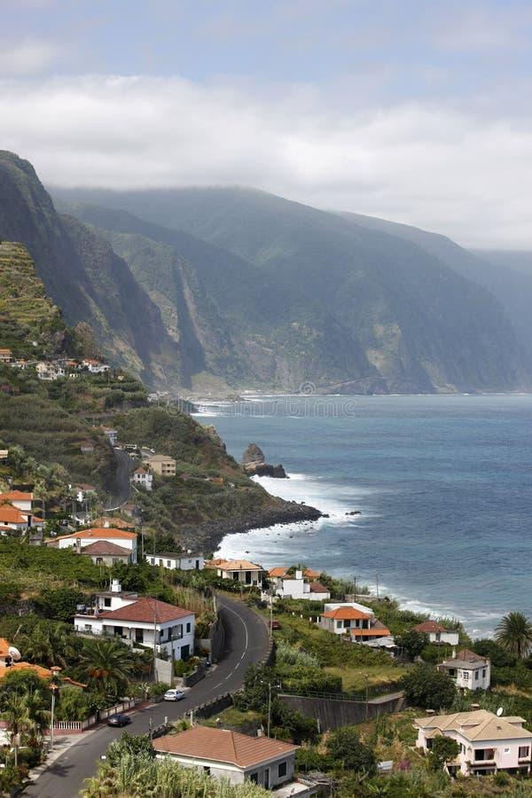 Madeira foto de archivo
