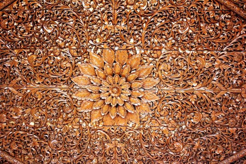 A madeira bonita decora imagem de stock royalty free