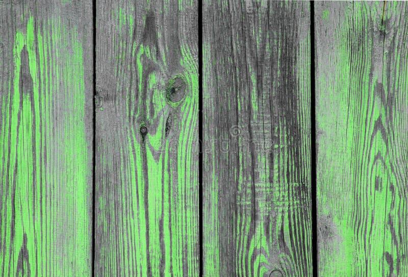 Madeira colorida foto de stock