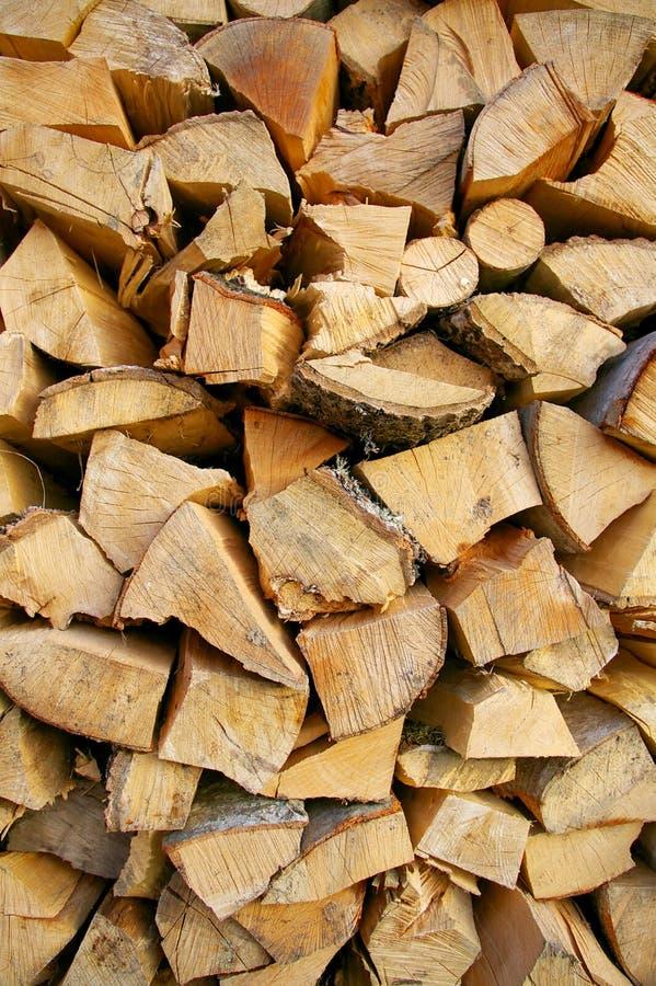 Madeira desbastada foto de stock