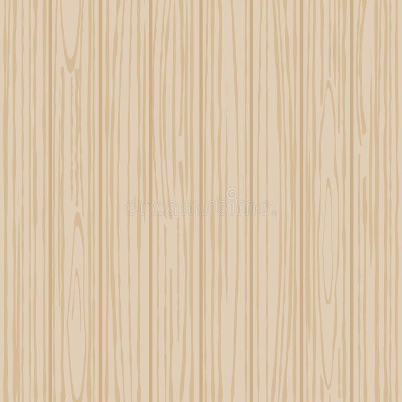 Madeira, fundo da textura da madeira para o interior e desi da decoração ilustração do vetor