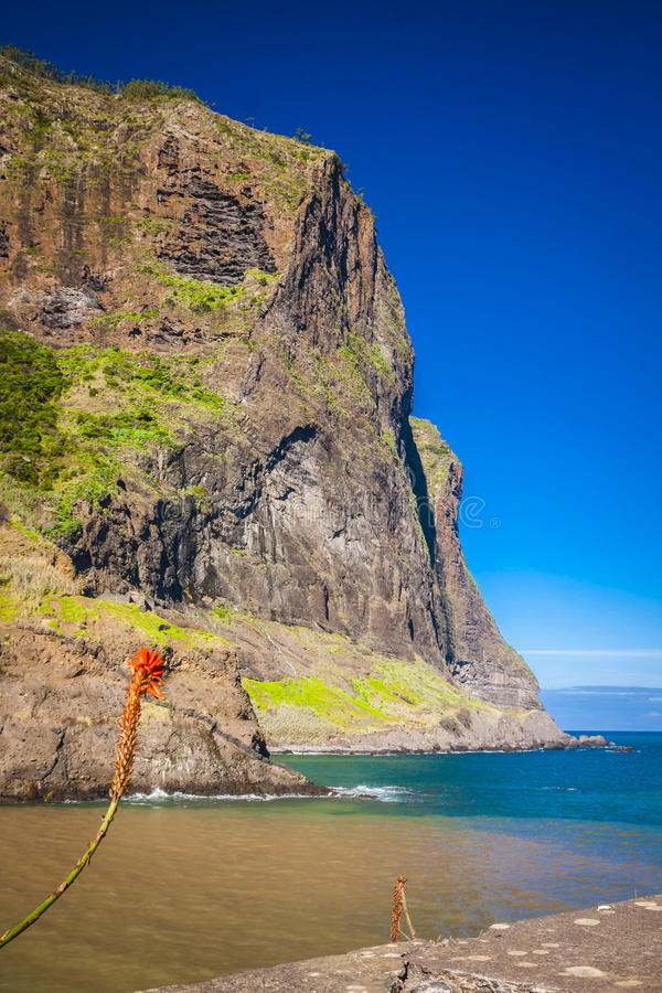 Free Madeira Island, From Faial Village Royalty Free Stock Photography - 40190757