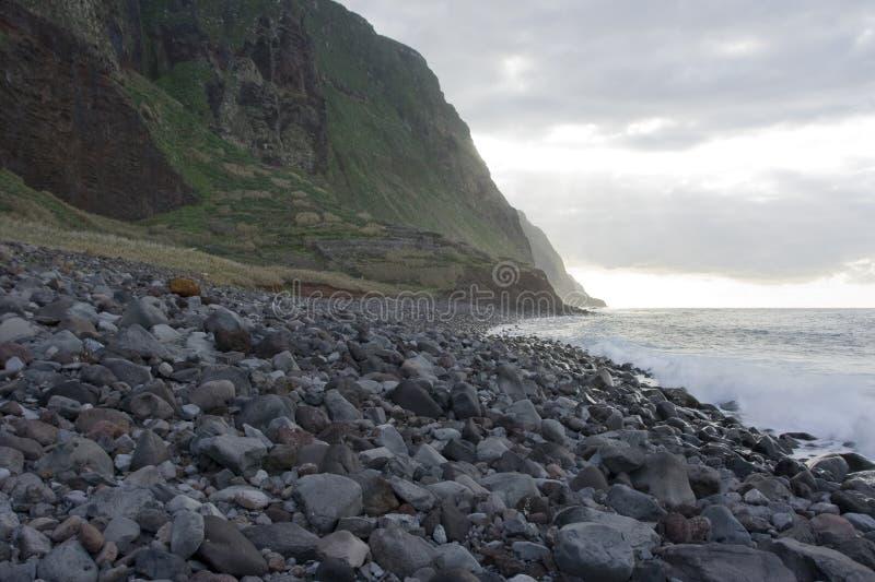 Madeira-Landschaft stockfoto