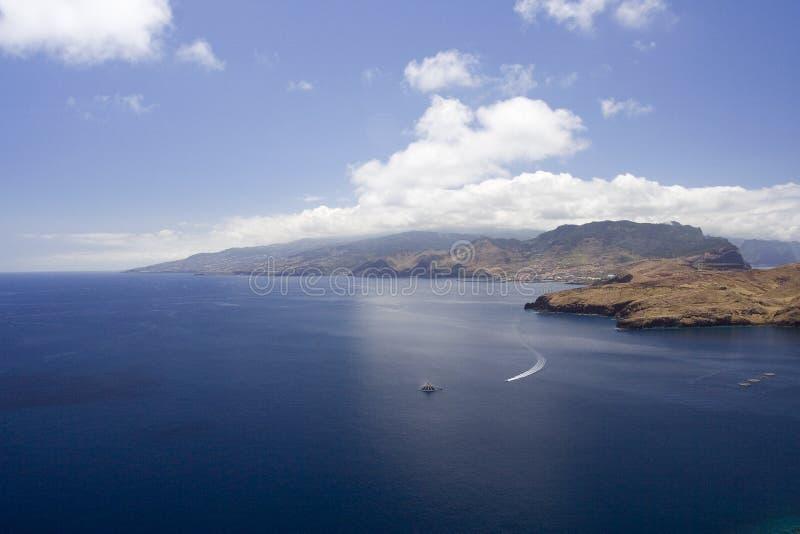 Madeira-Meer IV stockbild