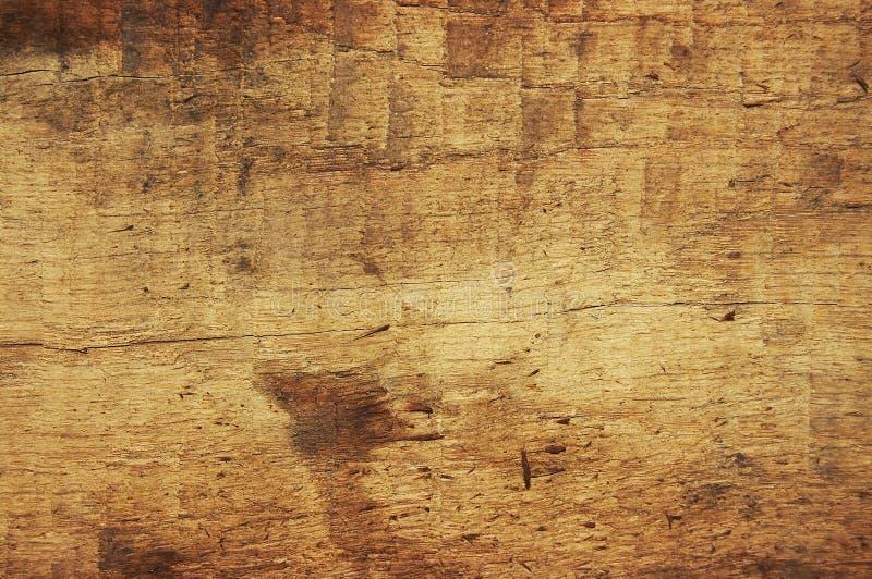 Madeira oxidada velha