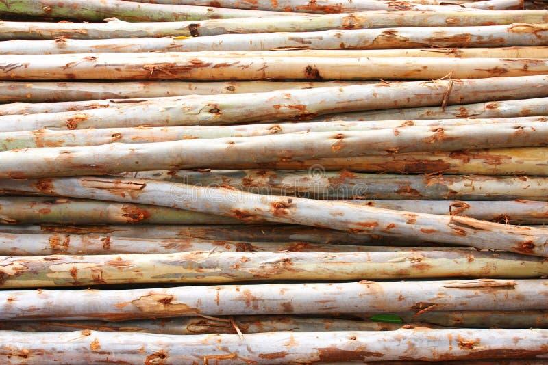 Madeira para a construção fotografia de stock