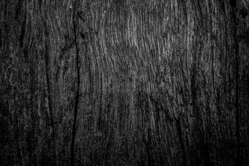 Madeira Preta Da Parede Foto De Stock Imagem De Material