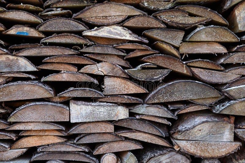 Madeira Spruce no fundo fotos de stock