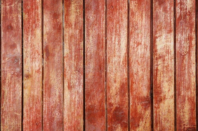 Madeira velha com rachamento da pintura fotos de stock royalty free