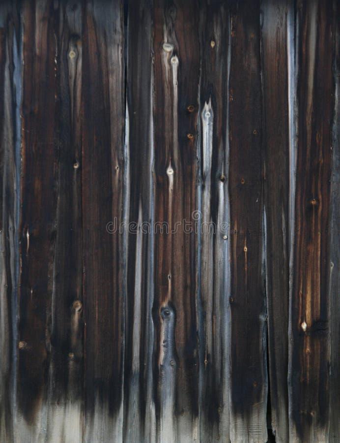 A madeira velha do celeiro embarca a parede Textura do fundo Teste padrão fotografia de stock royalty free