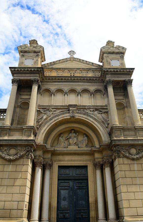 Free Madeleine Church, Aix-en-Provence, France Stock Image - 89232281