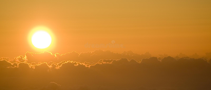 Madera Dawn III stock fotografie