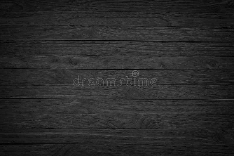 Madera negra vieja Pizarra El Grunge oscuro del fondo melancólico corteja foto de archivo libre de regalías