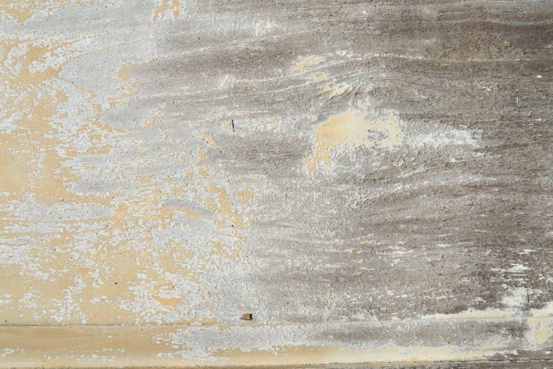 Madera pintada vieja foto de archivo