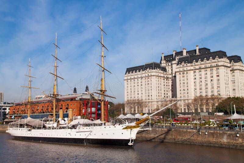 madero puerto obrazy royalty free