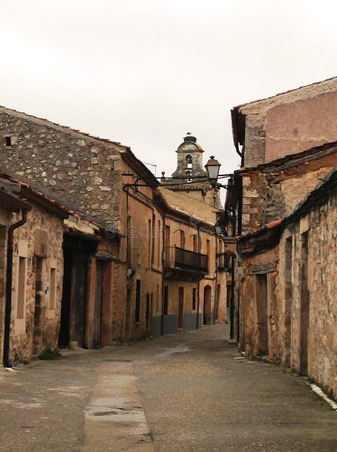 Maderuelo стоковая фотография rf