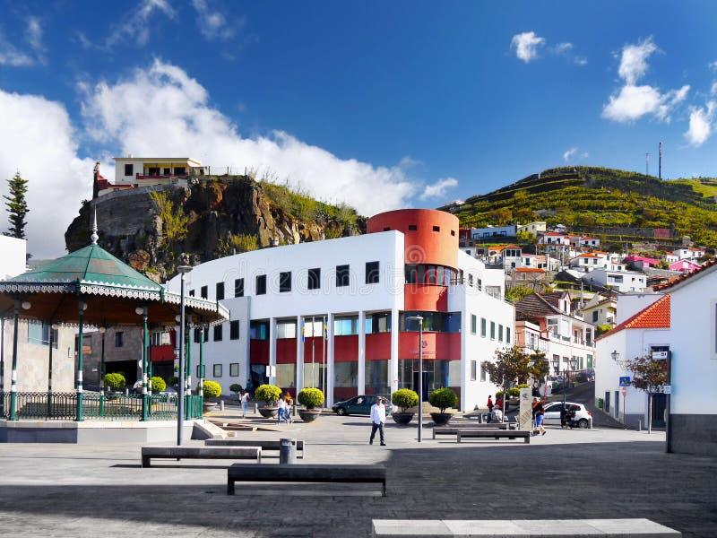 Madery wyspa, Camara De Lobos, Portugalia zdjęcia royalty free