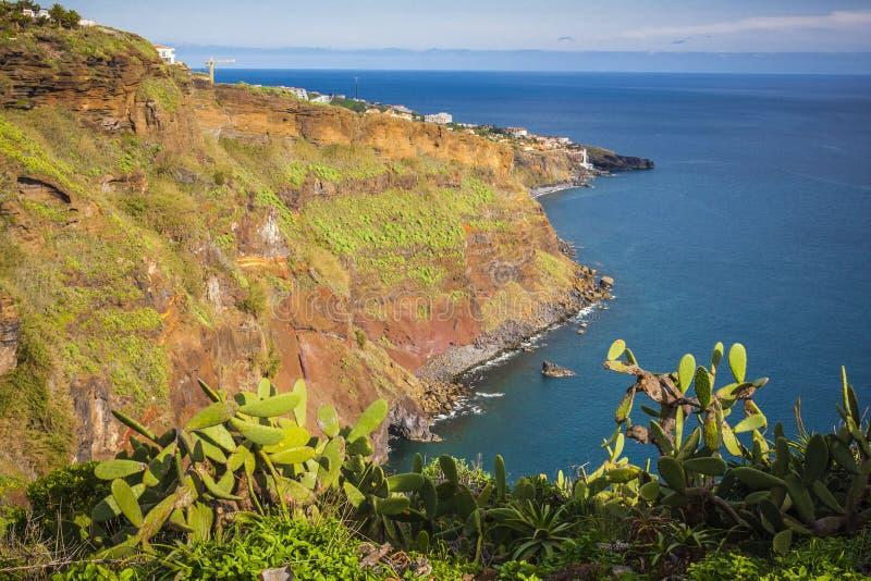 Madery wyspa, Portugalia zdjęcia royalty free