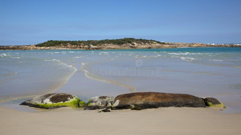 Madfish Bay. In William Bay National Park, near the town of Denmark, Western Australia stock photo