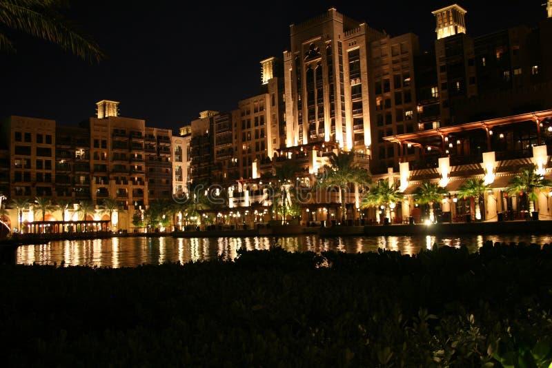 Madinat Jumeirah stock fotografie