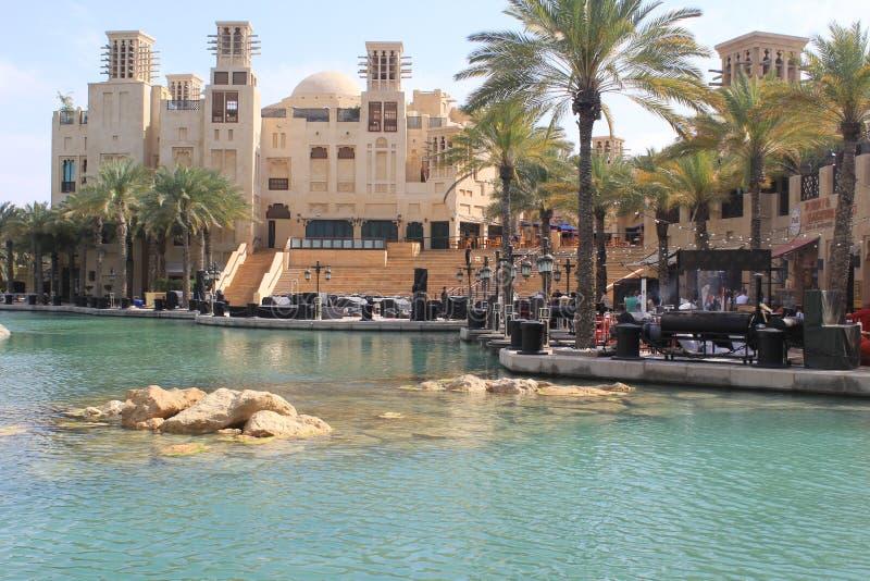 Madinat Jumeirah images stock