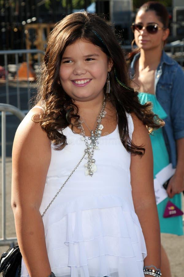 Madison De La Garza Arriving At The 2011 VH1 Do Something Awards Editorial Photo