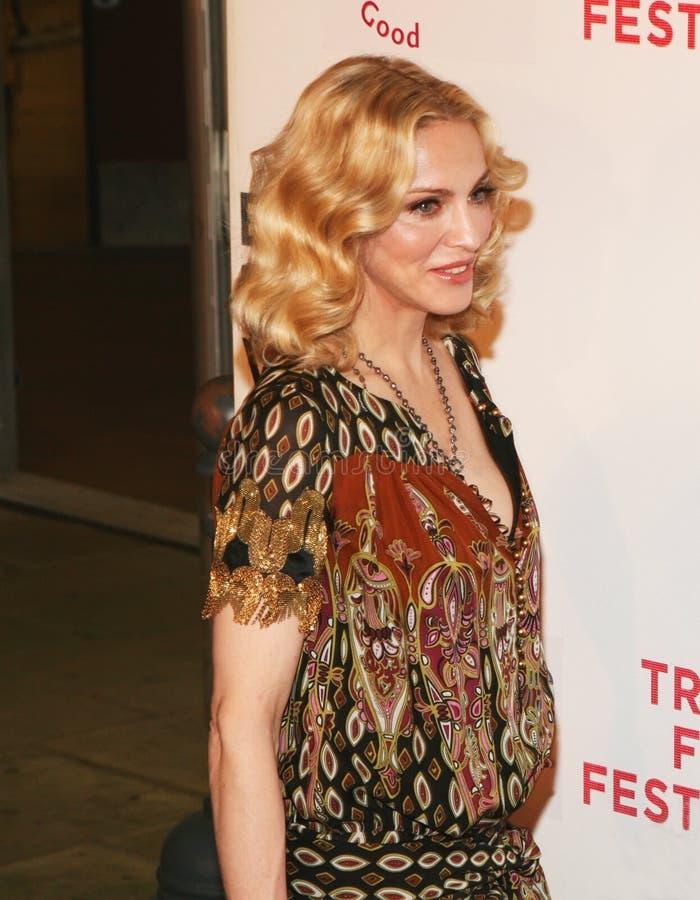 Madonna foto de archivo
