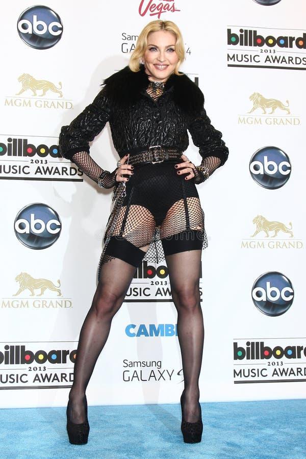 Madonna fotografia stock