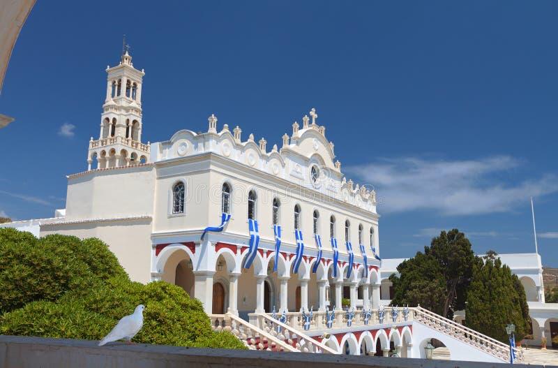 Download The Madonna Church At Tinos Island Stock Photo - Image: 31414718