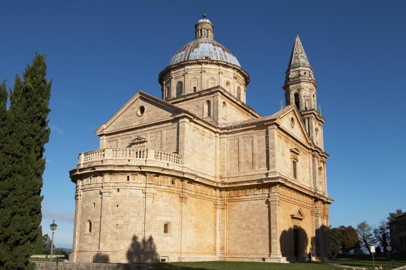 Download Madonna di San Biagio stock photo. Image of dome, faith - 20145588