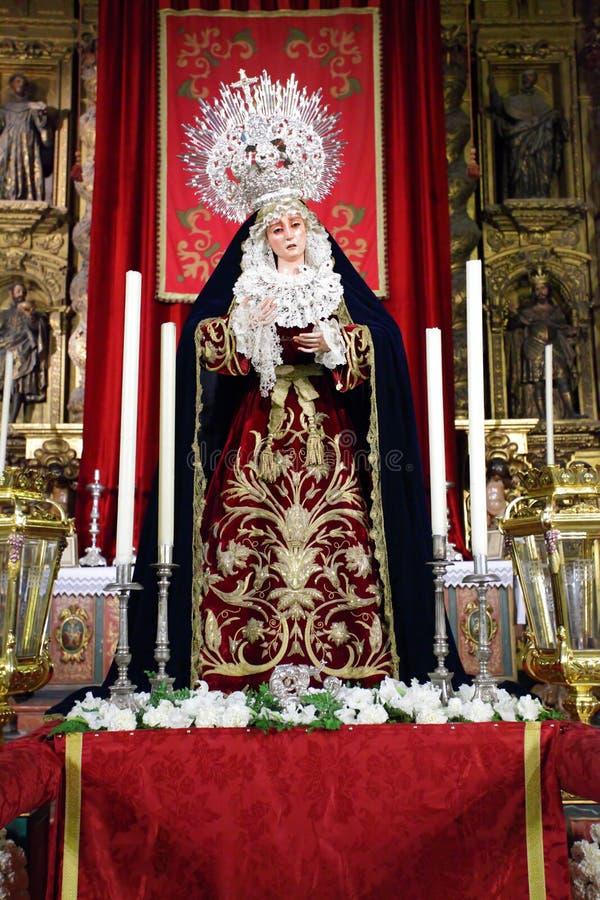 Madonna foto de archivo libre de regalías