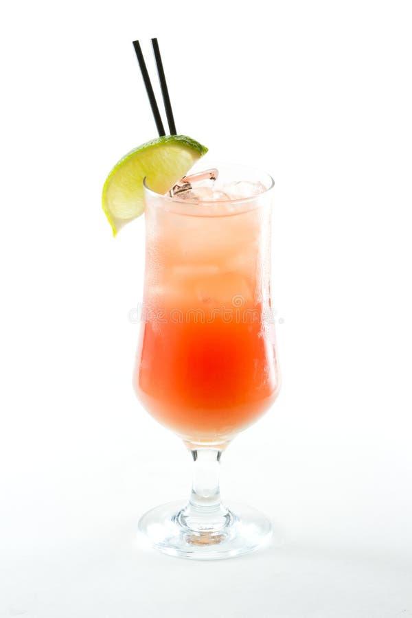 Madras, vodka, mirtillo rosso e succo d'arancia fotografia stock libera da diritti