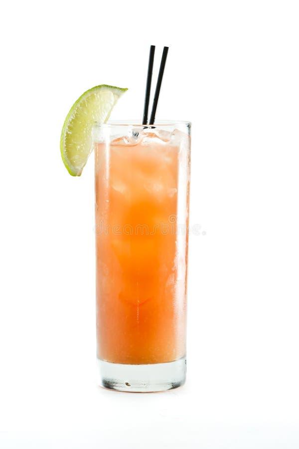 Madras, vodka, tranbär och orange fruktsaft royaltyfri foto