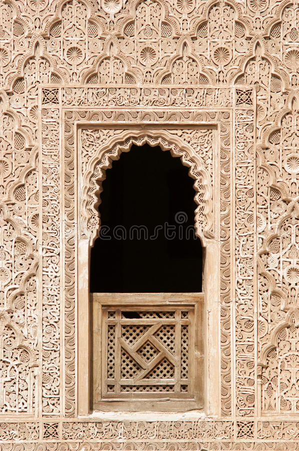 Download Madrasa stock photo. Image of famous, mosque, window - 36264190