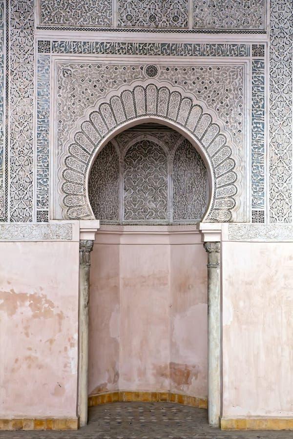 Download Madrassa Fes stock photo. Image of historic, religious - 21234538
