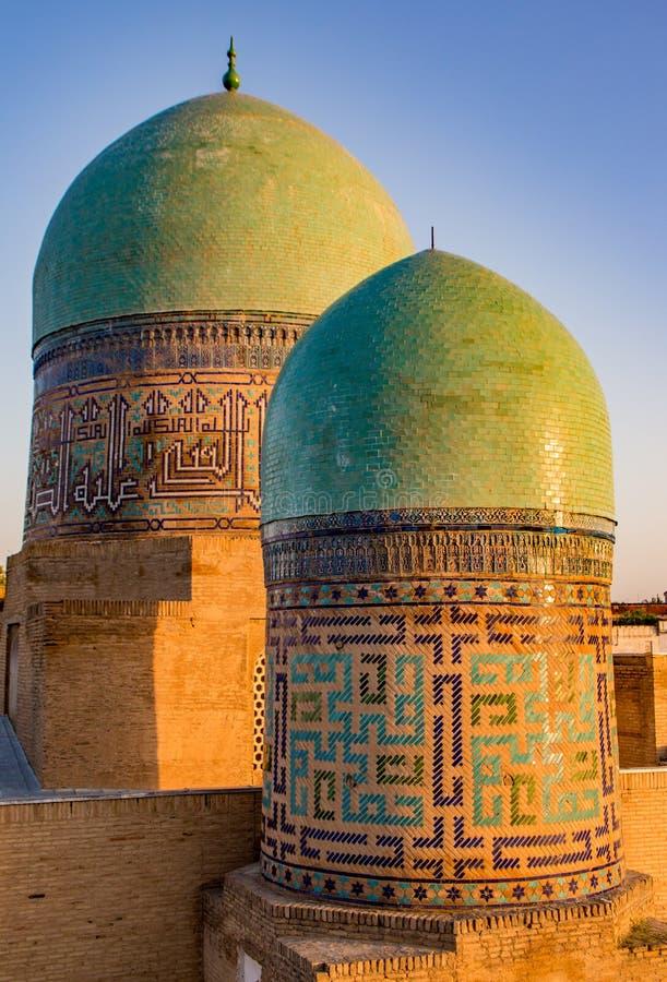 Madrassa a Samarcanda, l'Uzbekistan immagine stock