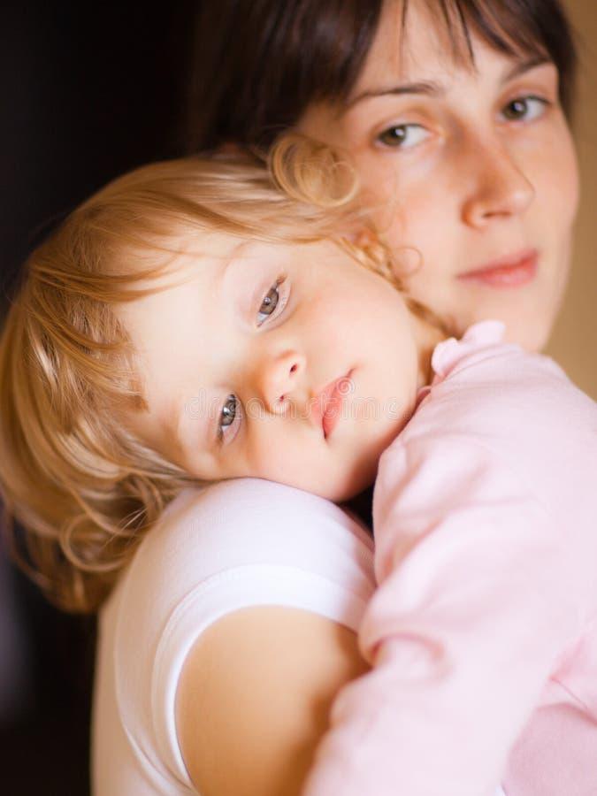 madre del bambino fotografie stock libere da diritti